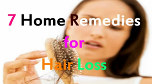 7 Home Remedies for Hair Loss